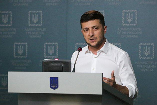 830039282 - Зеленский: Новый премьер Украины должен быть экономистом