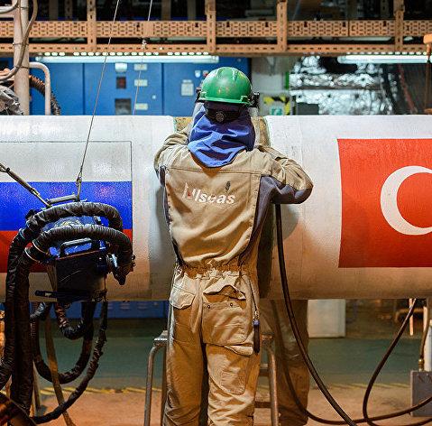 """830049086 - Запуск первой нитки """"Турецкого потока"""" ожидается с 1 января 2020 г"""