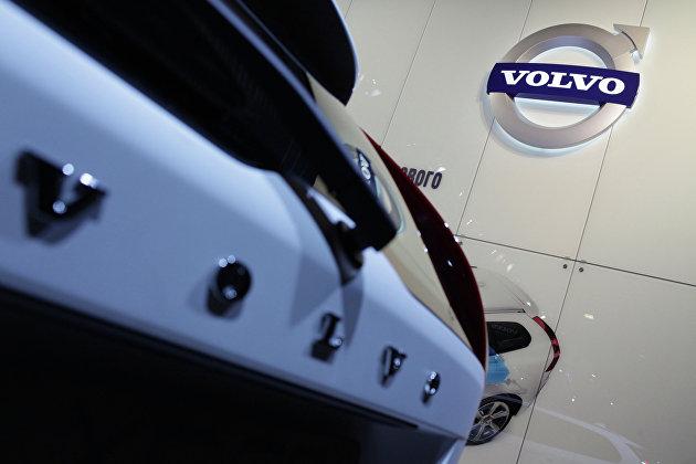 Volvo останавливает заводы в Швеции, Бельгии и США из-за коронавируса