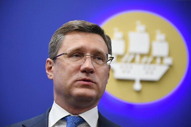 """Новак заверил, что """"Северный поток 2"""" будет построен, несмотря на все сложности - экономика"""