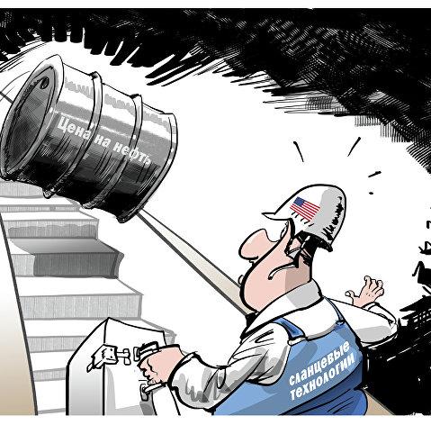 Три условия для спасения сланцевой индустрии США