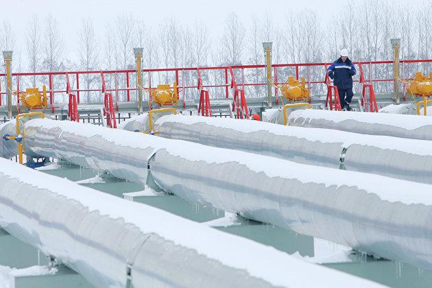 Украина ограничила транспортировку газа в Евросоюз