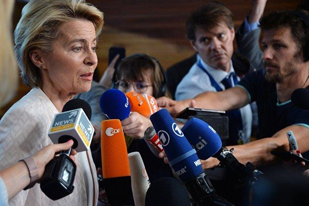 Глава Еврокомиссии призавла вложить  $4,5 миллиарда в борьбу с пандемией