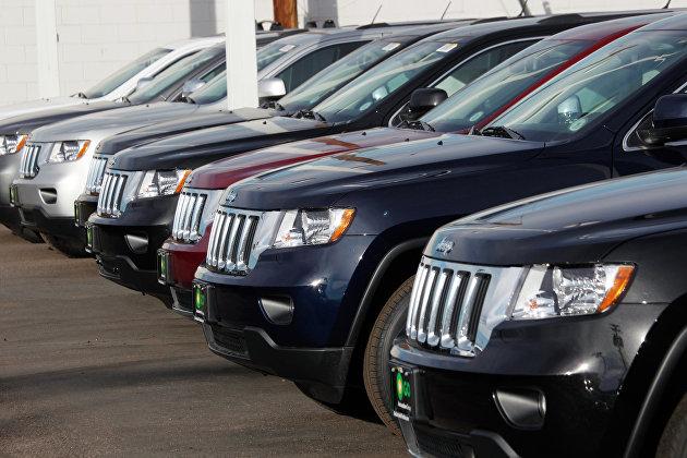 Jeep отзывает 253 автомобиля в России из-за возможных проблем с трансмиссией