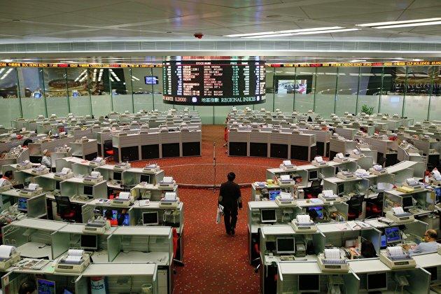 830222587 - Азиатские фондовые биржи закрылись в основном ростом
