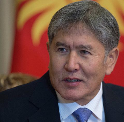 830223789 - В Киргизии проходит операция по задержанию экс-президента Атамбаева