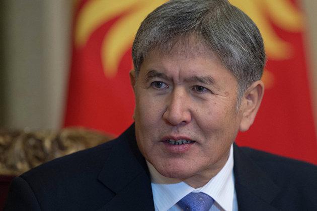830223795 - В Киргизии проходит операция по задержанию экс-президента Атамбаева