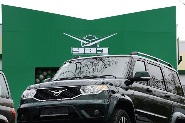 УАЗ планирует расширить экспорт автомобилей в Китай