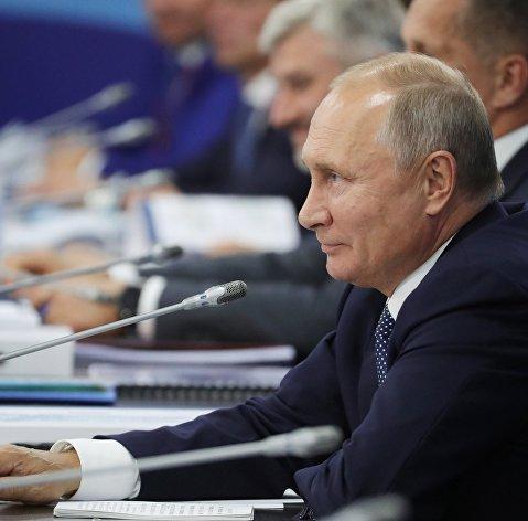 Путин: Дальний Восток должен стать центром притяжения для россиян