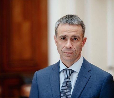 Руководитель службы по защите прав потребителей ЦБ Михаил Мамута