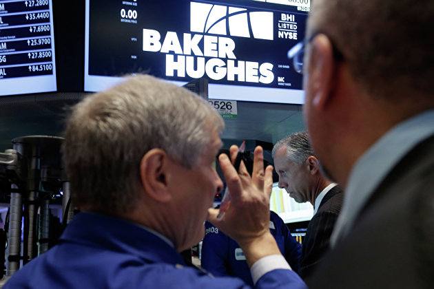 BHGE вернула себе прежнее название - Baker Hughes