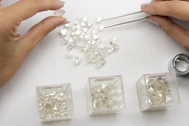 сортировка алмазов