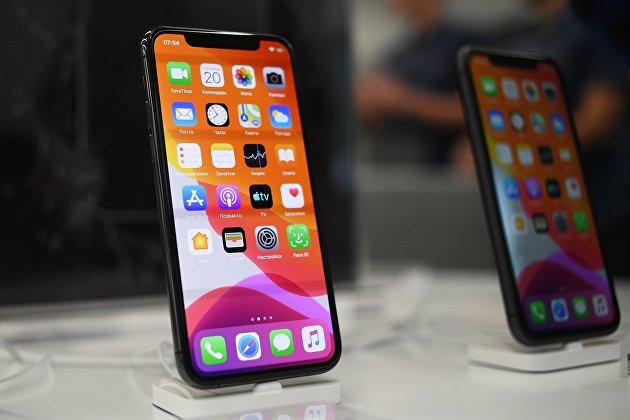 Старт продаж новых iPhone в России