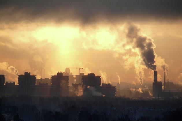 Заморозки в Техасе привели к загрязнению атмосферы