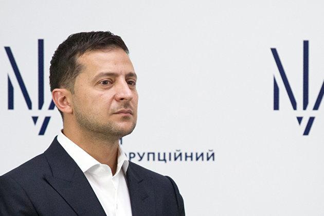 Зеленский ввел в действие санкции СНБО против ряда лиц и организаций, в том числе Wildberries