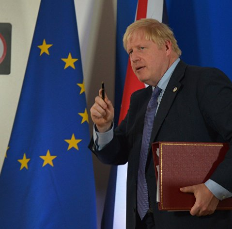 Джонсон заявил, что ЕС, скорее всего, продлит срок Brexit