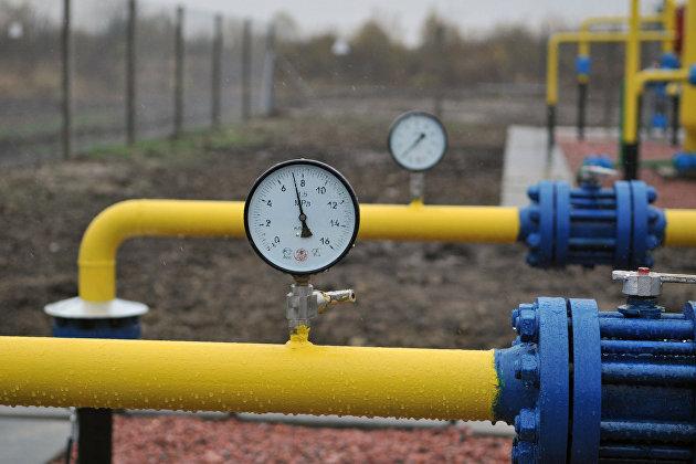 Транзит газа через ГТС Украины в первом полугодии упал на 45%