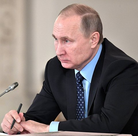 Путин: РФ готова к переговорам о поставках Украине газа по значительно сниженным ценам