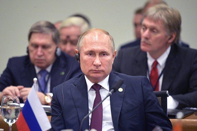 Путин предложил активнее использовать рубль в расчетах между странами БРИКС
