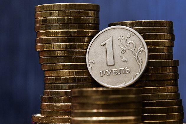 ВВП России в январе-феврале 2020 года вырос на 2,3%