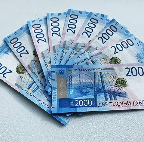 Рубль повышается к доллару и евро на фоне пика налогового периода
