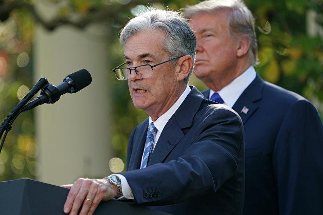 Председатель ФРС Пауэлл: Понижения ставки отражают ухудшение оценки экономической ситуации