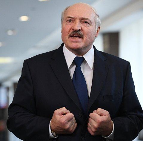 Лукашенко заявил, что цена на российский газ для Минска должна быть снижена