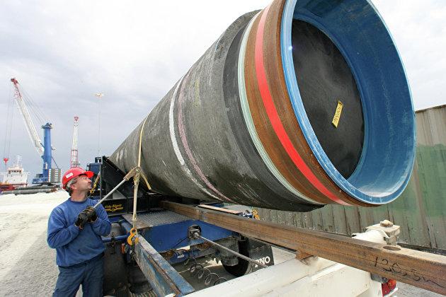 """Песков: Санкции США против """"Северного потока-2"""" нарушают международное право"""