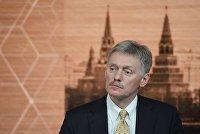 Заместитель руководителя администрации президента РФ - пресс-секретарь президента РФ Дмитрий Песков