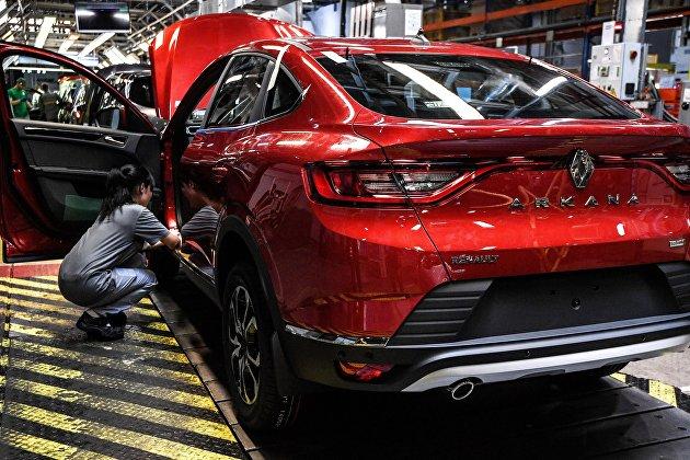 Renault в 2019 году увеличила продажи в РФ на 2,3%