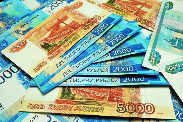 830814281 - Денежная масса России в национальном определении в сентябре выросла на 1,3%