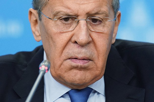 830826675 - Лавров заявил, что Россия никому не навязывает свой газ