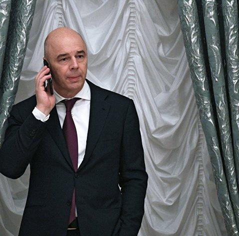 Силуанов: риска серьезного ускорения инфляции в России нет