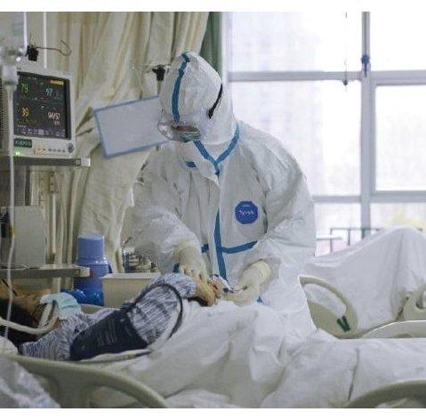 Коронавирус нового типа зарегистрирован в Китае