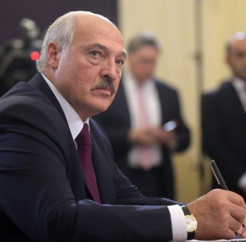 Лукашенко заявил, что Путин сделал Минску неожиданное предложение по нефти