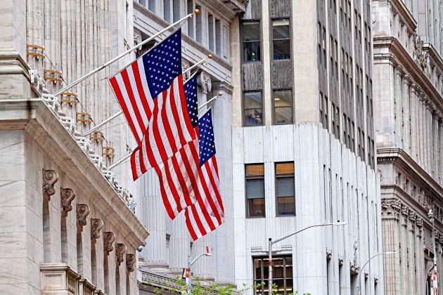 Фондовые рынки США в основном в минусе на фоне неопределенности вокруг отношений с Китаем
