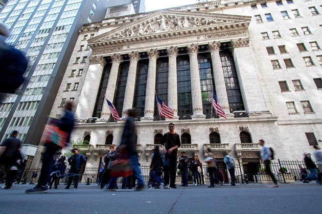 Фьючерсы на фондовые индексы США растут на корпоративных новостях