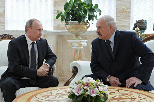 Лукашенко и Путин планируют встретиться 7 февраля