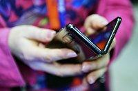 Новый складной смартфон Samsung Galaxy Fold