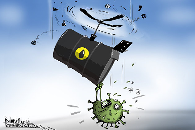 Изнанка коронакризиса. Куда утекают мировые запасы нефти