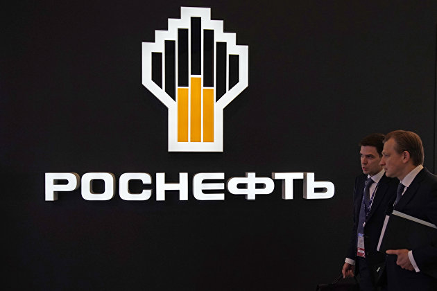"""Акции """"Роснефти"""" вышли в плюс на корпоративных новостях"""