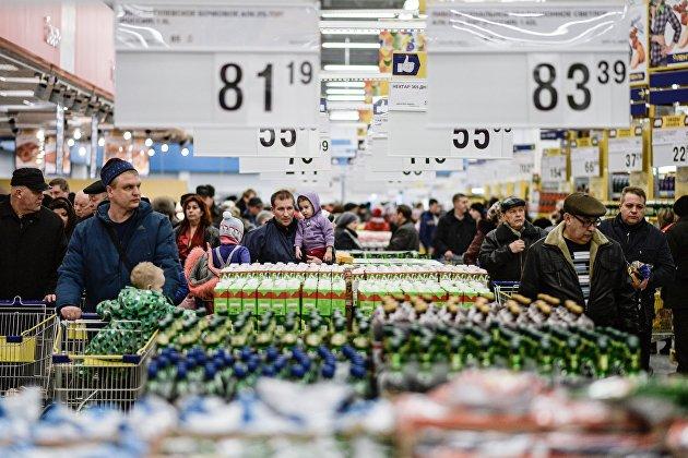 Экономист Зубарев считает, что в России возможно снижение цен, но при ряде условий