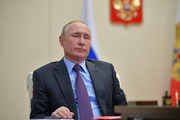 Путин заявил об экологических и технологических рисках нынешней ситуации с нефтью
