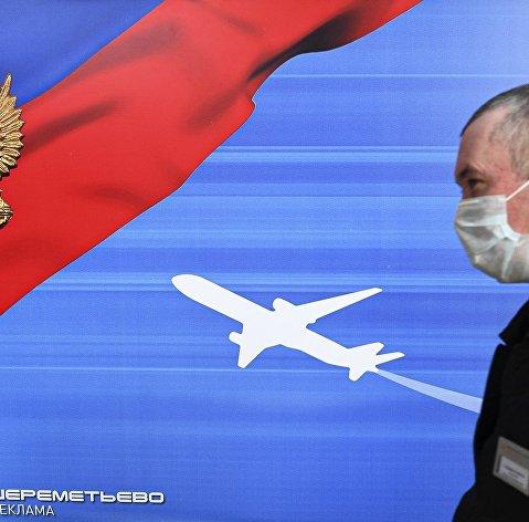Россия приостановила рейсы для вывоза россиян из-за рубежа