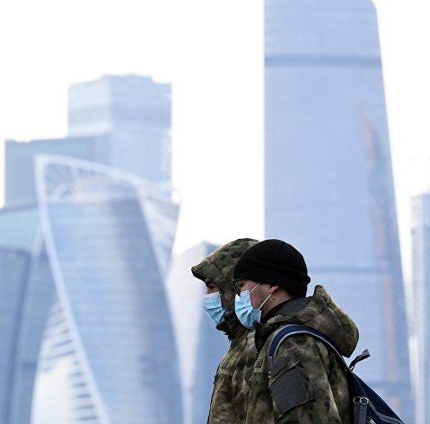 Несырьевой экспорт бизнеса Москвы вырос на треть