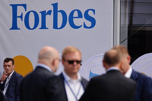 Forbes назвал 10 российских миллиардеров с наибольшими доходами по итогам 2019 года
