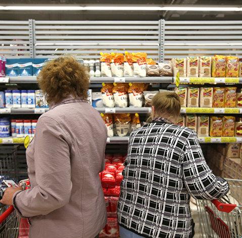 Две трети россиян тратят больше половины бюджета на еду