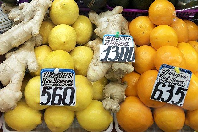 831321445 - Россельхознадзор отмечает рост импорта чеснока и имбиря в Россию