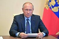 Президент РФ В. Путин провел совещание по вопросам развития автомобильной промышленности