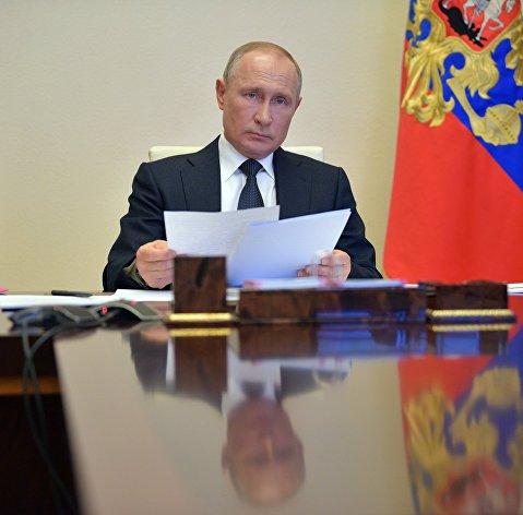 Путин поручил подготовить план для восстановления доходов граждан и роста экономики